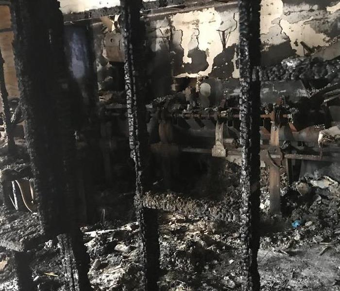Fire Damage SERVPRO of Santa Barbara Can Restore Your Fire Damaged Property