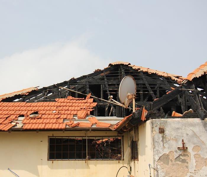 Fire Damage Assessment In Goleta Servpro Of Santa Barbara